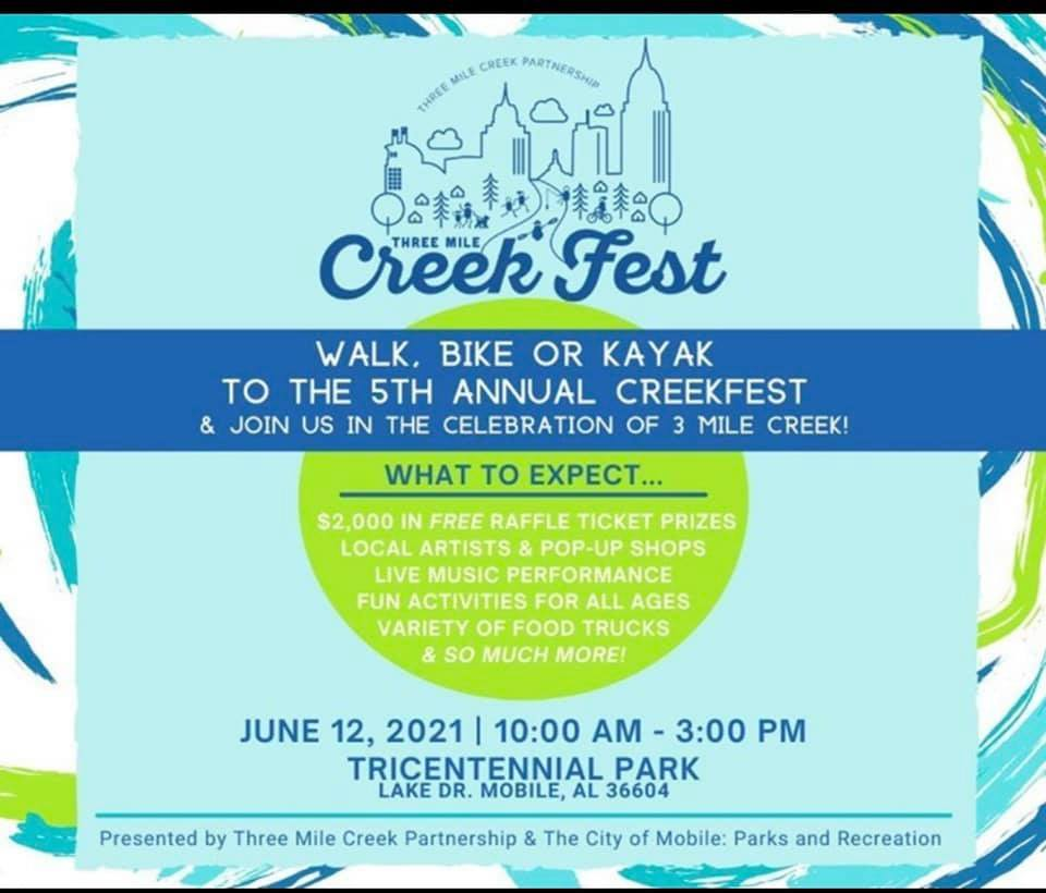 Creek Fest 2021