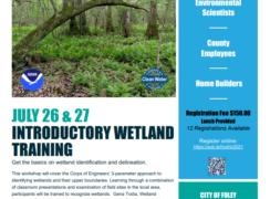 Wetland Class