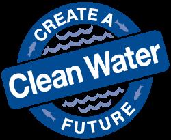Clean water future logo