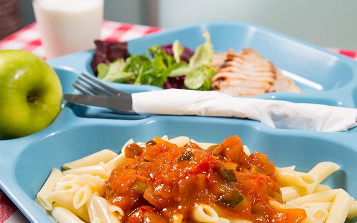 Reduce food packaging