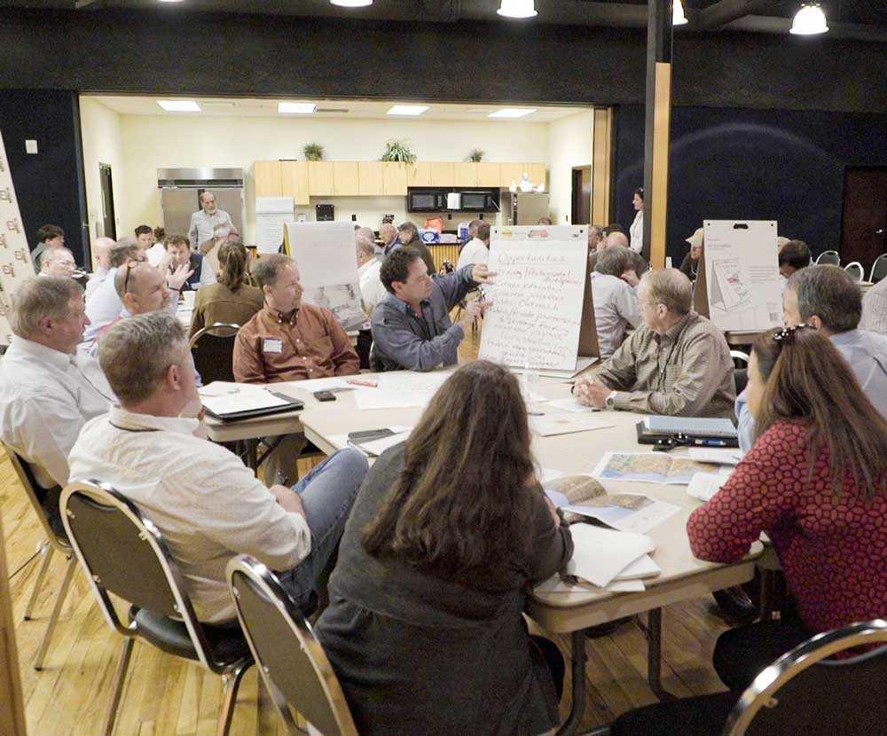 Weeks bay stakeholder meeting