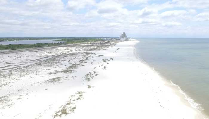 The Beaches of Perdido Pass