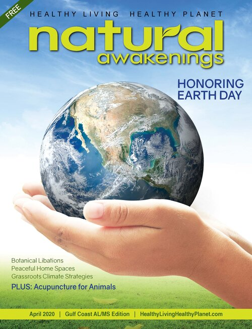 Natural Awakenings - April 2020 Cover