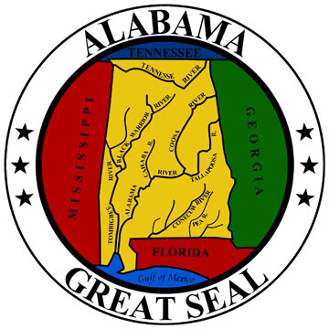 State of Alabama Seal