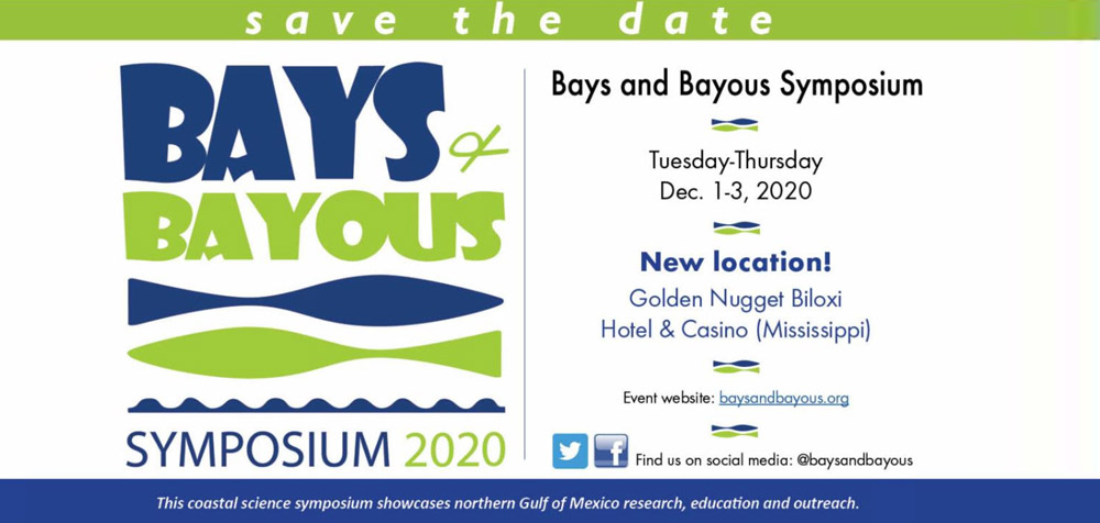 Bays and Bayous 2020 - Biloxi Mississippi
